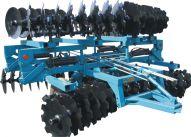 Дисковые бороны для мини-тракторов